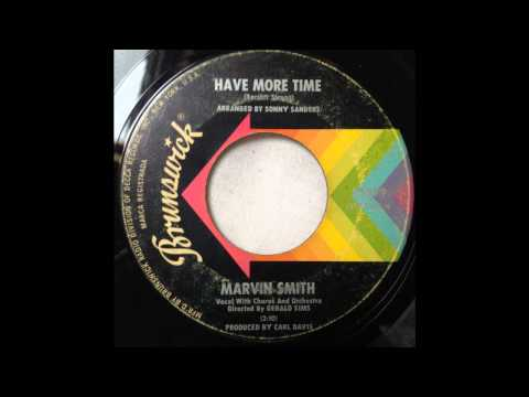 Marvin Smith - Have More Time - Brunswick