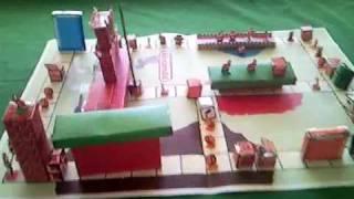 Mario Papercraft Board Game