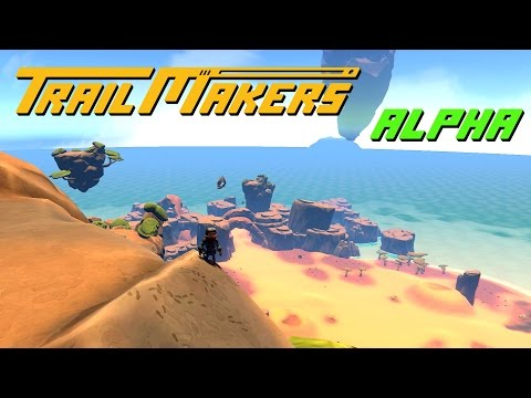 VOD: FINDING SECRETS!! 😲Hidden Treasures, and...GOLD?! | TrailMakers Alpha Testing