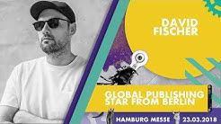 David Fischer: Global publishing star from Berlin | OMR Festival 2018 - Hamburg, Germany | #OMR18