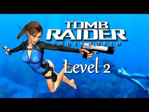 Tomb Raider Underworld #02 - Mediterranean Sea (Blue Wetsuit MOD)