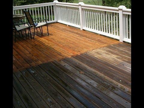 DECK Repair Salinas CA, Deck Refinishing, Staining & Cleaning