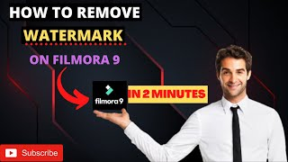 HOW TO REMOVE WATERMARK IN WONDERSHARE FIMORA 9....///EASY TO REGISTER FILMORA 9 FOREVER /2020 TRICK