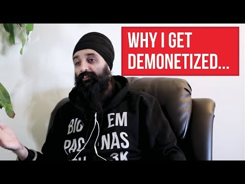 People Pleasing, Mental Health, and Demonetization