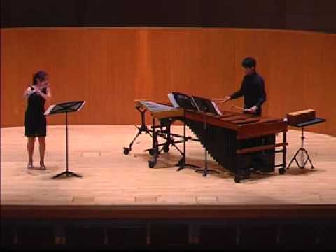 Flute & Marimba - Piazzolla's History of the Tango