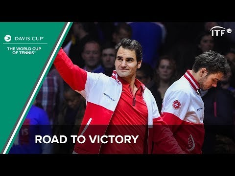 Road to the Title - Switzerland wins first Davis Cup in 2014