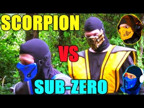 real-mortal-kombat-reacts---scorpion-vs-sub-zero-mk9-fight!