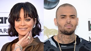 Chris Brown ANGERS Fans After Commenting On This Photo Of Rihanna thumbnail