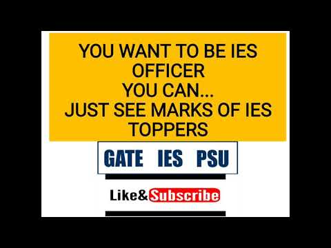 IES TOPPERS SEE MARKS