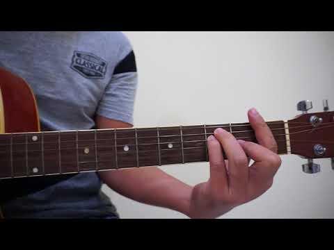 Dewa Risalah Hati - Cover By Idris (Best Chords for Guitar)
