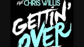 Скачать David Guetta Ft Chris Willis Gettin Over Original Radio Edit