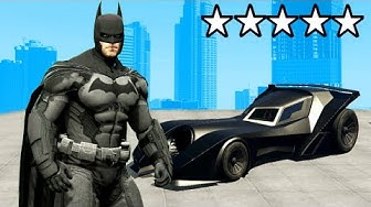 GTA 5 als BATMAN spielen!