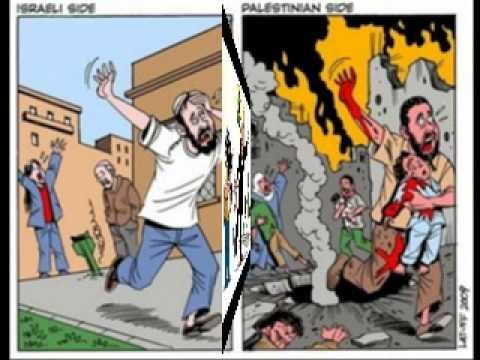 Carlos Latuff Cartoons About Gaza Massacre
