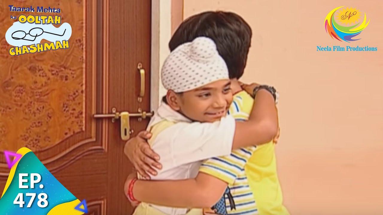 Download Taarak Mehta Ka Ooltah Chashmah - Episode 478 - Full Episode