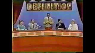 Jim Perry Tribute: Definition (1985 Episode)