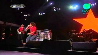 Rage Against The Machine - Bombtrack (Live SWU Music and Arts Festival, Brazil 2010)