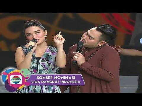 Nassar dan Zaskia Gotik - Rindu Berat | LIDA