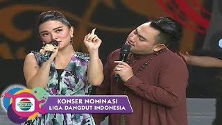 Download Lagu Nassar dan Zaskia Gotik - Rindu Berat | LIDA mp3
