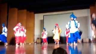 Bhangra by Yaaran da Tashan  at Sangam 2014 IISc Bangalore