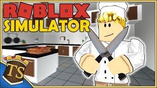 Danish Roblox | Cooking Simulator-BRAND NEW quality of food!