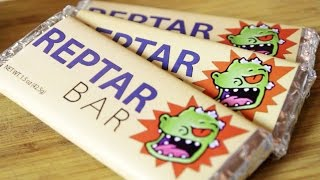 How to Make REPTAR BARS from Rugrats! Feast of Fiction S4 Ep17