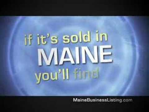 Maine Business Advertising