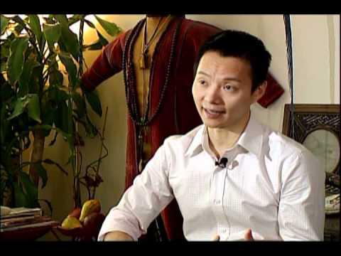 NY1 interviews Shen Wei