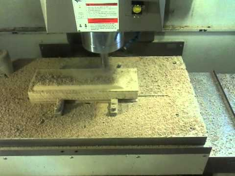 Ca18det carbonfiber mould milling