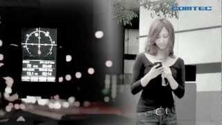 Android用GPSレーダー探知機 COMTEC(コムテック)レーダーフォンA01 PV thumbnail