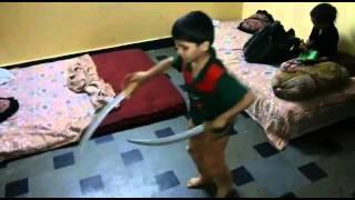 Hyderabadi marfa dance by little boy