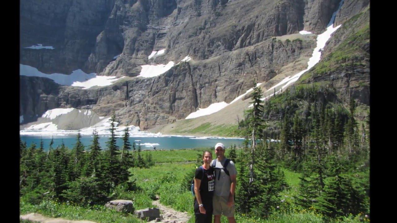 Iceberg Lake Trail in Glacier National Park