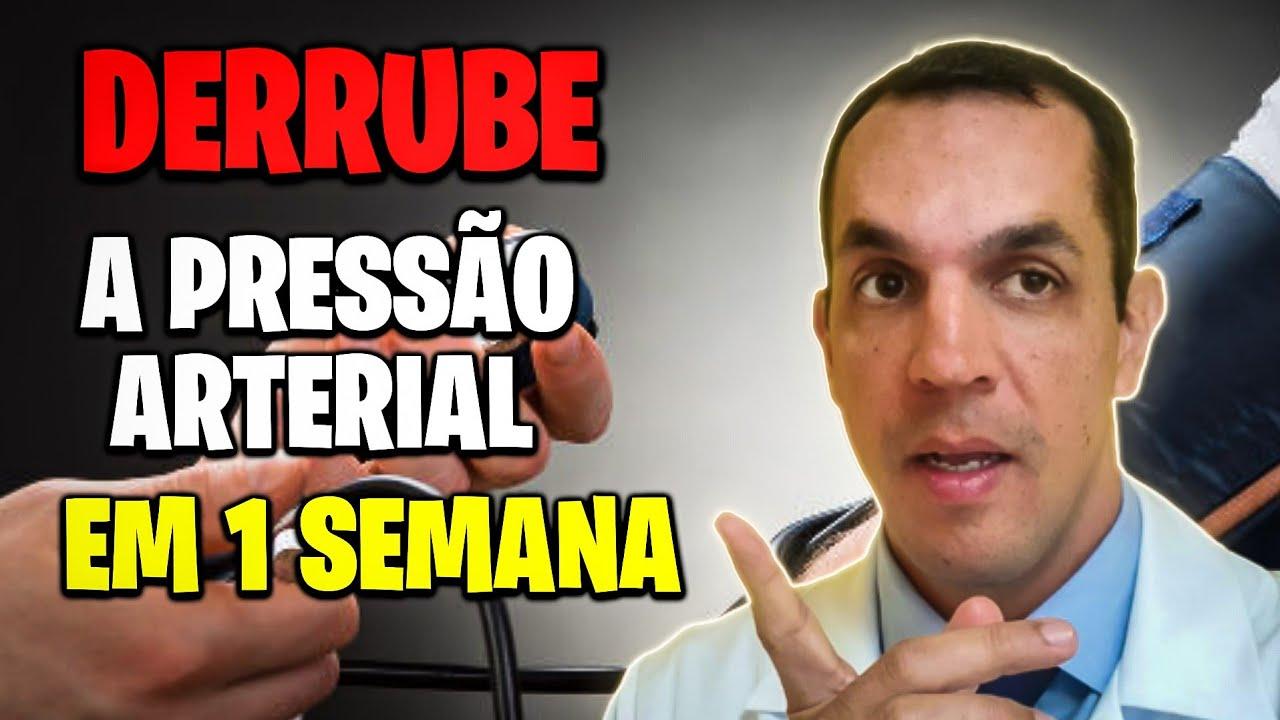 PRESSÃO ALTA – 6 DICAS SIMPLES PARA BAIXAR A PRESSÃO ARTERIAL EM UMA SEMANA [HIPERTENSÃO]