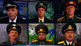 Совещание генералов     Уральские Пельмени  Ковбои здесь тихии
