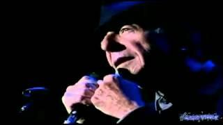 Leonard Cohen - A Thousand kisses deep (lyrics)