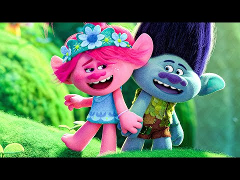 Trolls Just Want To Have Fun Song Scene - TROLLS 2: WORLD TOUR (2020) Movie Clip