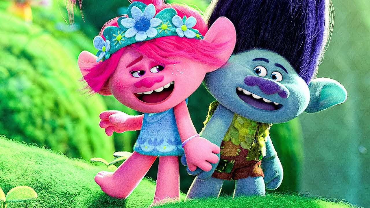 Download Trolls Just Want To Have Fun Song Scene - TROLLS 2: WORLD TOUR (2020) Movie Clip