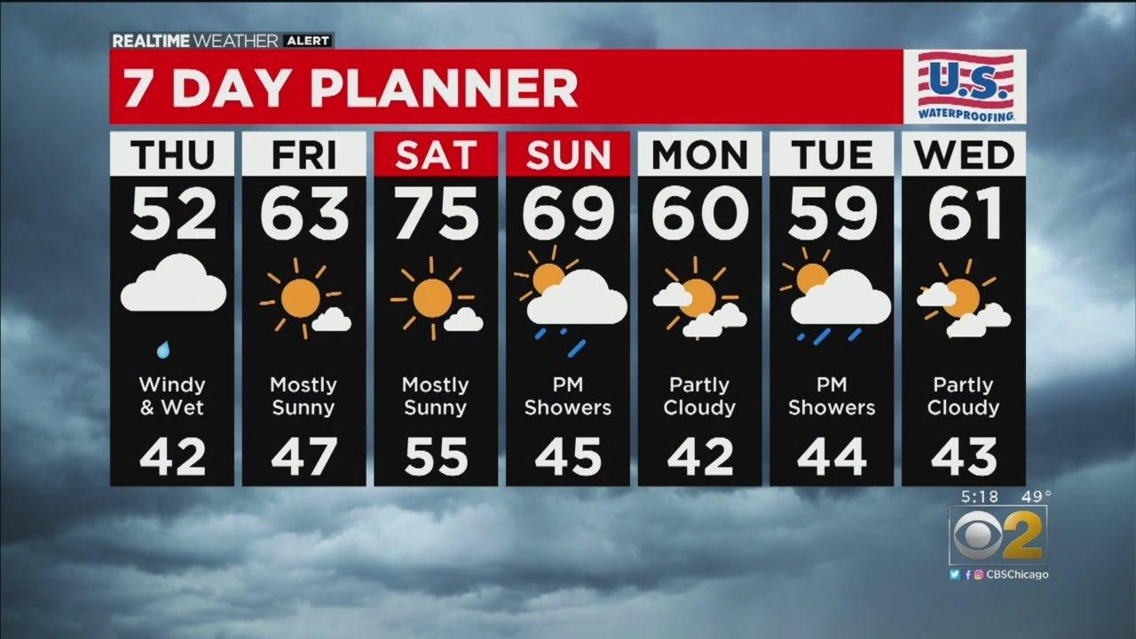 Chicago weather: Tornado watch, flash flood warning continues ...