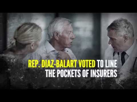 "FL-25: Mario Diaz-Balart - ""Your Vote vs. Their Dollar"""