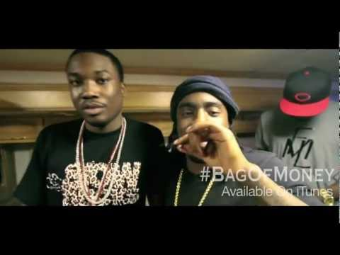 MEEK MILL, WALE & FRENCH MONTANA FREESTYLE CYPHER ON SET OF