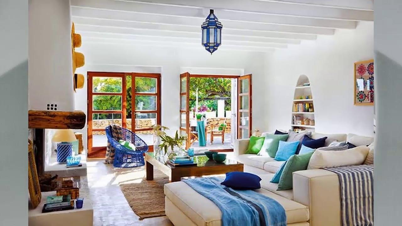 Wohnzimmer mediterran ideen | Haus Ideen