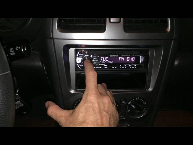 ᐅ Descargar MP3 de How To Set The Clock On A Kenwood Kdc