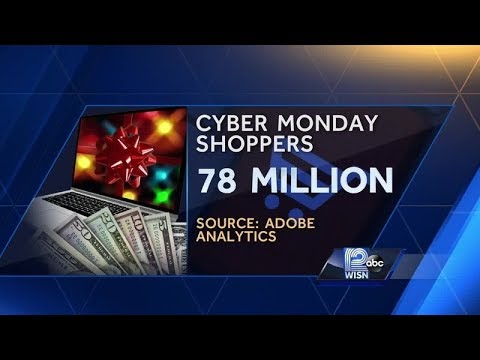 Cyber Monday Expected To Be Largest Online Shopping Day In U.S. History