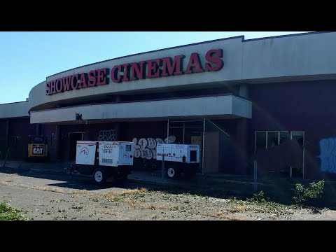 Goodbye To The Showcase Cinemas • East Hartford, CT • 09/27/19