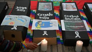 'Massacre' of Indigenous Leaders in Colombia Is Result of Broken Peace Agreement