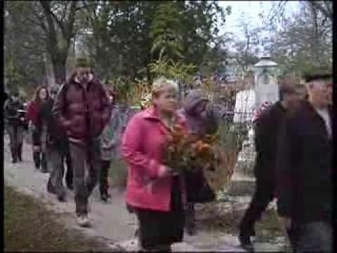 В Николаеве над восстановленными могилами на Старом кладбище вновь звучали слова тихой молитвы