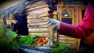 Отшельники в заброшенной деревне - Покинутый Мир