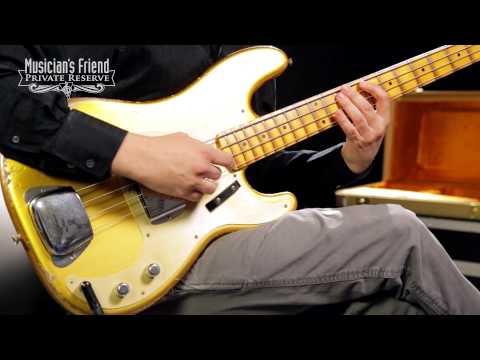 Fender Custom Shop 1957 Precision Bass Relic Masterbuilt by John Cruz