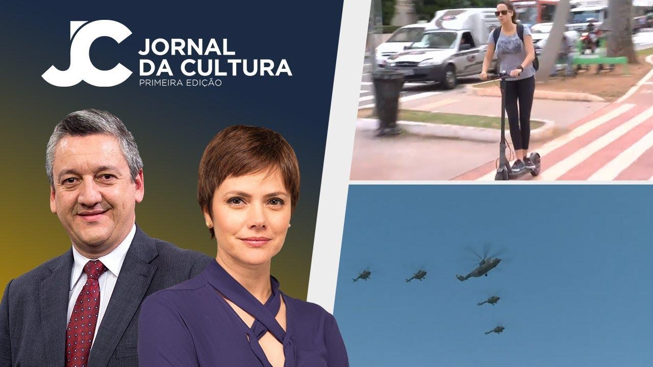 Jornal da Cultura 1ª Edição | 08/05/2019