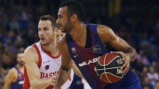 Acb playoffs smf barcelona - baskonia   game 4