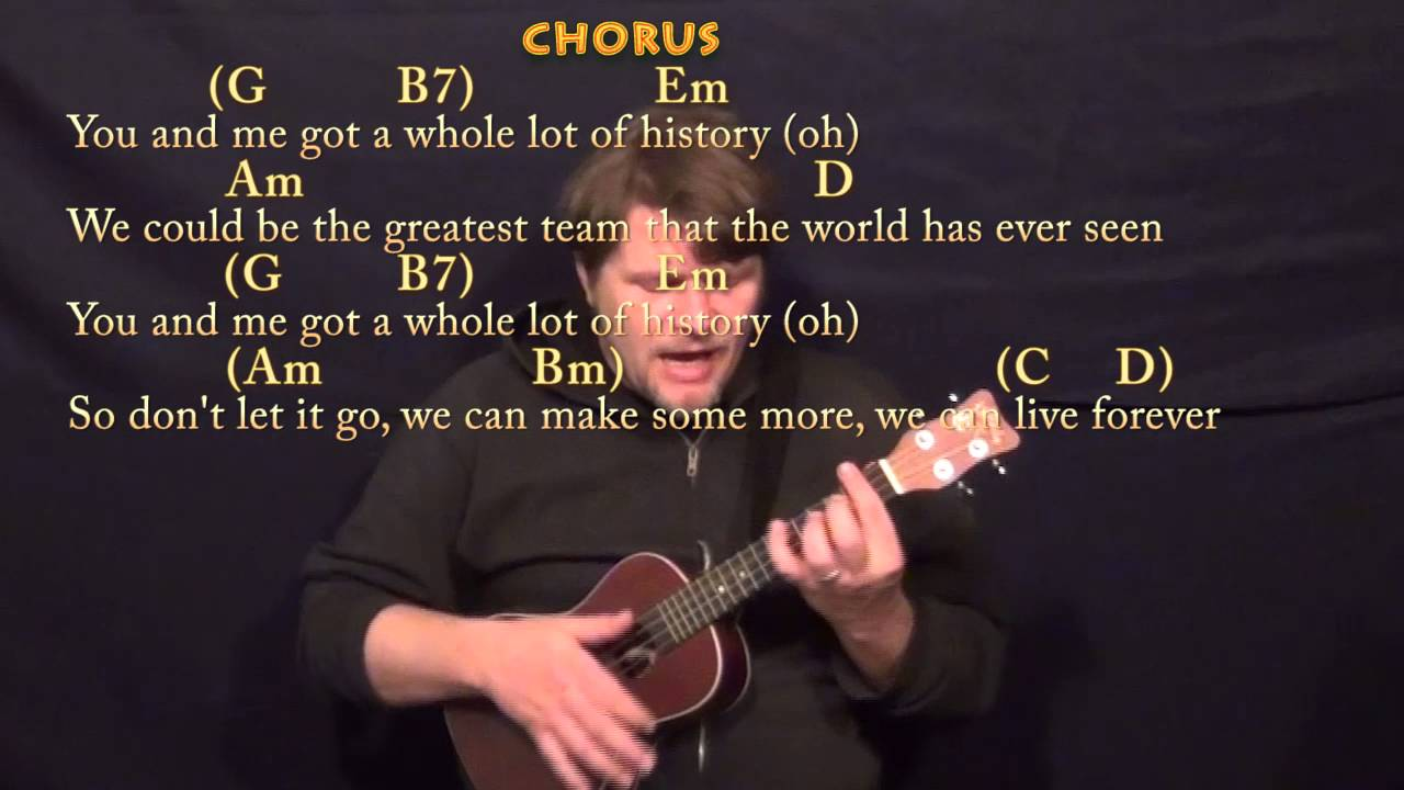 History one direction ukulele cover lesson in g with chords history one direction ukulele cover lesson in g with chordslyrics hexwebz Image collections